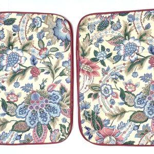 Thomasvilles Set 2 Pillow Shams Pillowcases Floral